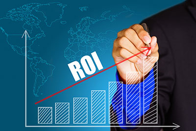 High ROI Graph