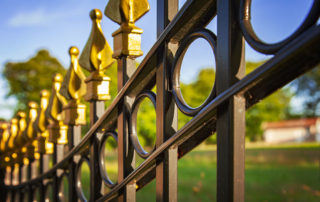 Choosing the Best Style for your Security Fence